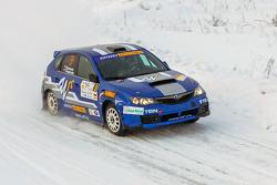 Александр Васильев, Subaru Impreza WRX STi