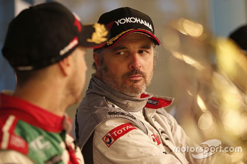 Press conference: Yvan Muller, Citroën C-Elysee WTCC, Citroën World Touring Car team