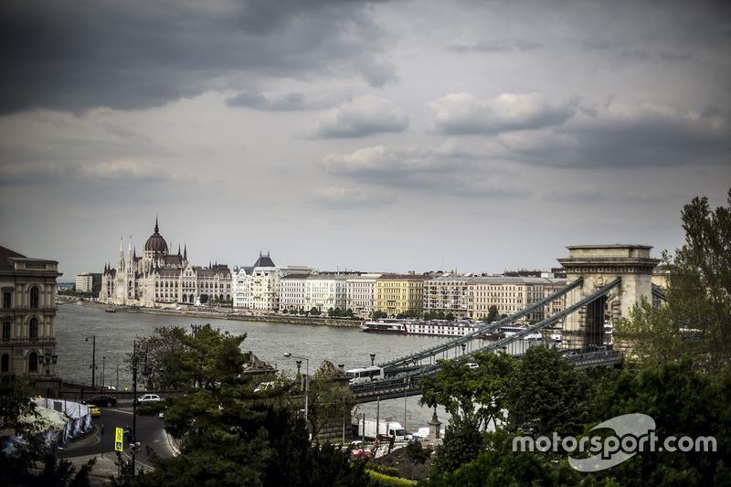 Огляд Будапешту