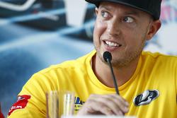 Прес-конференція: Роб Хафф, Lada Vesta WTCC, Lada Sport Rosneft