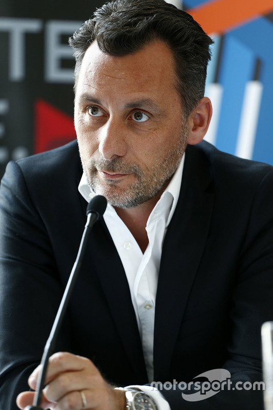 Press conference: François Ribeiro, Eurosport Events Motorsport Director