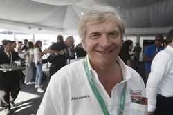 Alessandro Mariani, Teamchef Honda Racing Team JAS