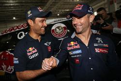 Нассер Аль-Аттия и Себастьен Лёб, Peugeot Sport