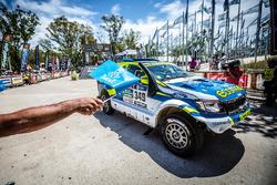 #349 Ford: Daniel Mas Valdes, Juan Pablo Latrach