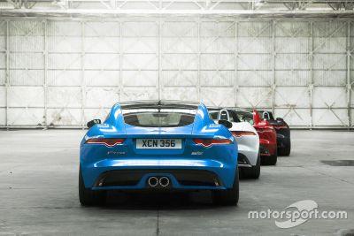 Jaguar F-Type British Design Edition presentatie