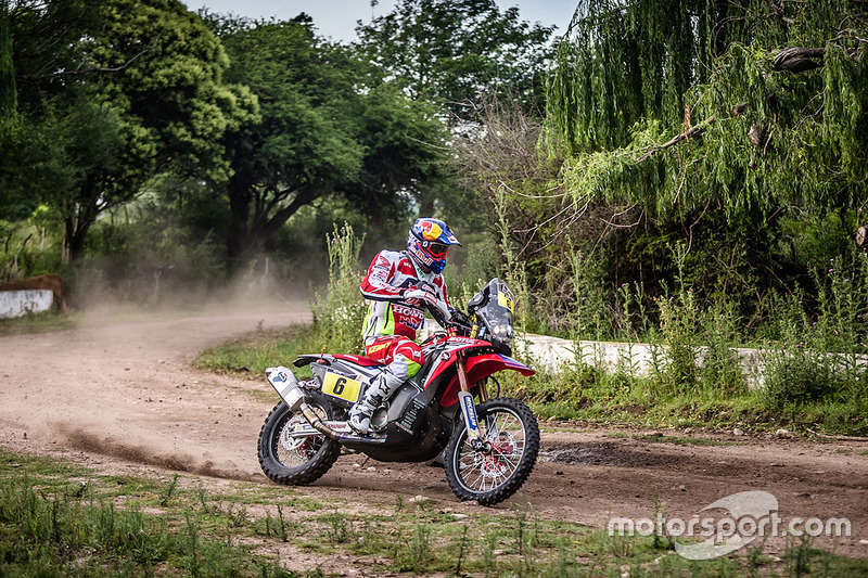 #6 Honda: Joan Barreda