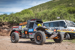 # 347 Tom Coronel Suzuki: Maxxis Dakkar Team powered by Super B