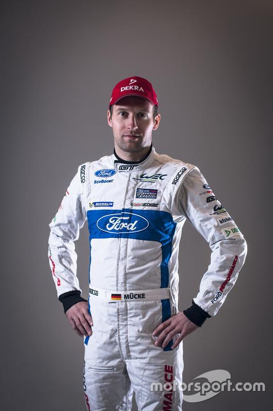 Stefan Mücke, Chip Ganassi Racing
