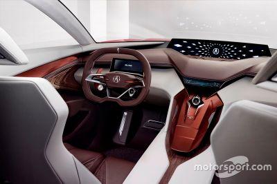 Acura Precision Concept 2016 presentatie