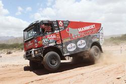 #529 Renault Trucks: Pascal de Baar, Martin Roesink, Wouter de Graaff