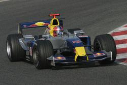 Vitantonio Liuzzi, Red Bull Racing