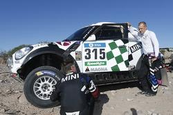 #315 Mini : Mikko Hirvonen, Michel Perin