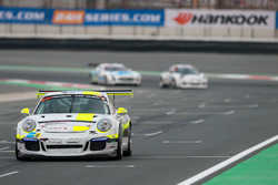 #80 Lechner Racing Middle East Porsche 991 Cup: Ніколя Місслан, Брюно Тортора, Алекс Отмн, Яап ван Л