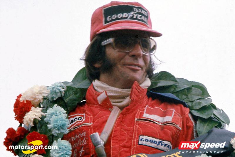 Assim como Emerson Fittipaldi