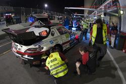 #10 Hofor-Racing Mercedes SLS AMG GT3: Кристиаан Франкерхаут, Кеннет Хеєр, Ролі Еггіманн, Шанталь Кролль, Міхаель Кролль