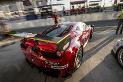 #11 Scuderia Praha Ferrari 458 Italia GT3: Іржи Пісарік, Петер Кокс, Маттео Малуцеллі, Маттео Крессоні