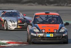 #217 Modena Motorsports Renault Clio Cup III: Francis Tjia, Wayne Shen, Marcel Tjia, John Shen, Mathias Beche