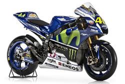 Nuova Yamaha YZR-M1 per Valentino Rossi, Yamaha Factory Racing