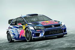 Presetnazione della livrea di Jari-Matti Latvala e Miikka Anttila, Volkswagen Polo WRC, Volkswagen Motorsport
