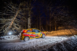 Михаил Миронов и Максим Романцев, Ford Fiesta ST