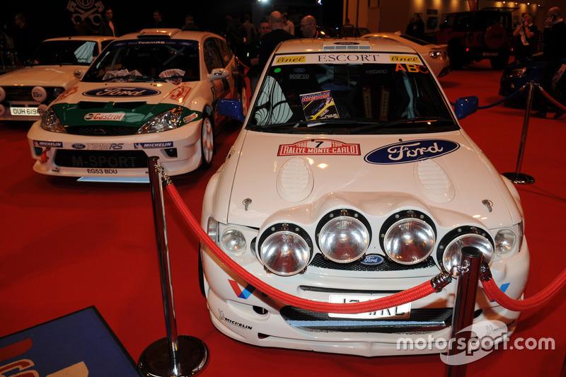 Ford WRC Cars