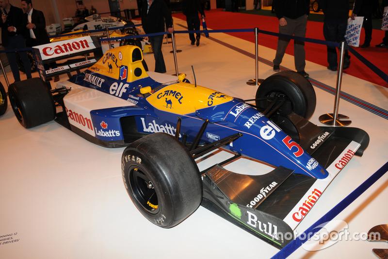 Williams F1 Ausstellung