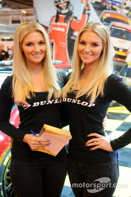 Dunlop Promogirls
