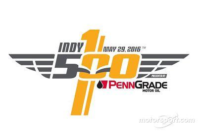 Sponsor für das Indy 500 2016
