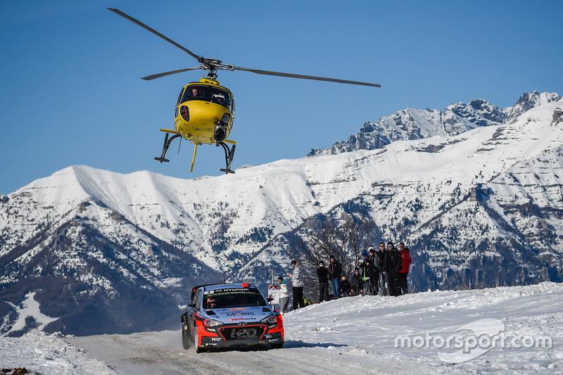 Daniel Sordo, Marc Marti, Hyundai i20 WRC