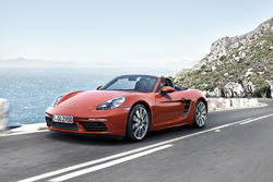 Porsche 718 Boxster