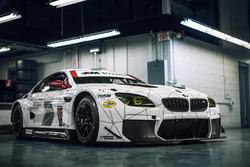 El BMW M6 GTLM 100 aniversario
