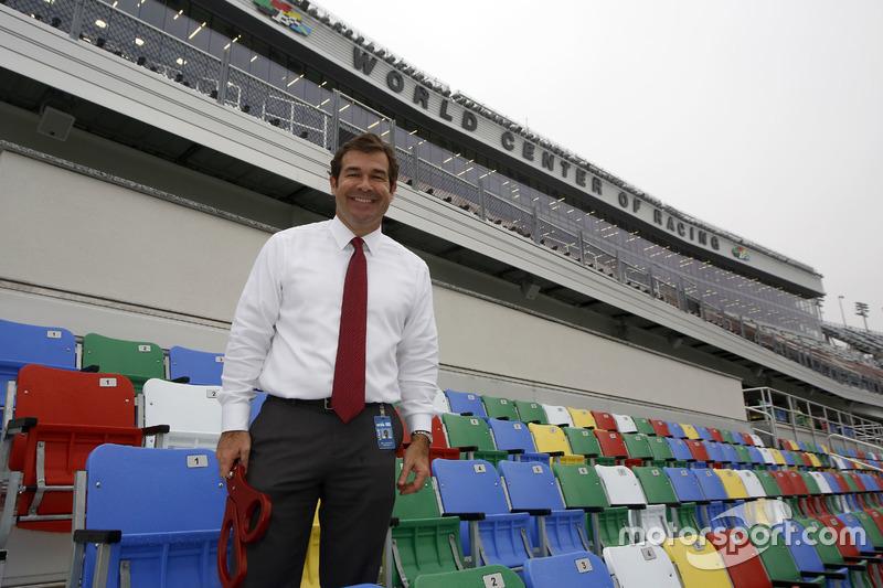Joie Chitwood III, Presidente del Daytona International Speedway
