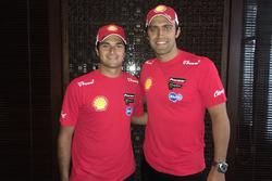 Átila Abreu e Nelsinho Piquet farão dupla na etapa que abre a Stock Car Brasil em 2016
