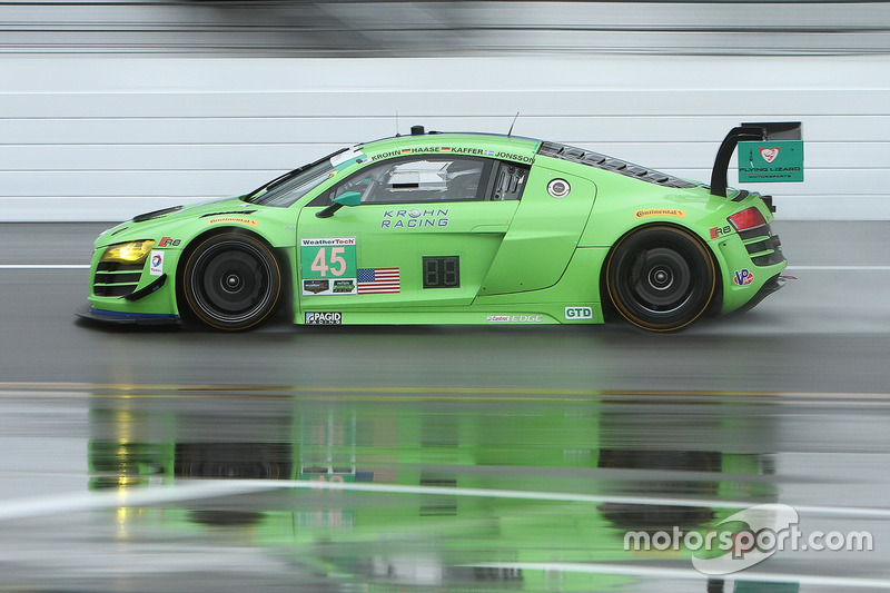 Pierre Kaffer, Christopher Haase (Flying-Lizard-Audi)