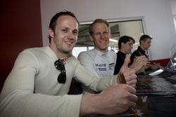 Йорг Бергмайстер и Норберт Зидлер, #73 Park Place Motorsports Porsche GT3 R