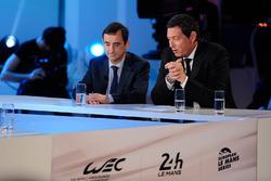 ACO-directeur Pierre Fillon, WEC CEO Gérard Neveu