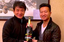 Jackie Chan stellt sein Team für Le Mans vor