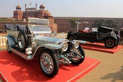 1909 Rolls Royce Gümüş Hayalet