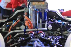 Mahindra Racing M2Electro, dettaglio