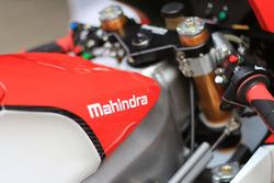 Mahindra MGP30, dettaglio