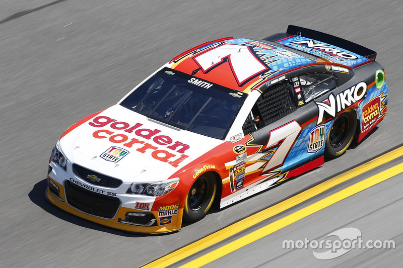 Startplatz 27: Regan Smith (Baldwin-Chevrolet)