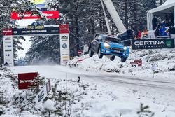 Эйвинд Брунильдсен и Андерс Фредерикссон, M-Sport Ford Fiesta WRC