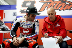 Danilo Petrucci et Daniele Romagnoli, Pramac Racing