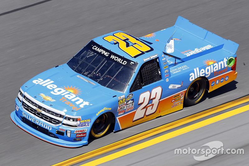 #23 Spencer Gallagher (GMS-Chevrolet)