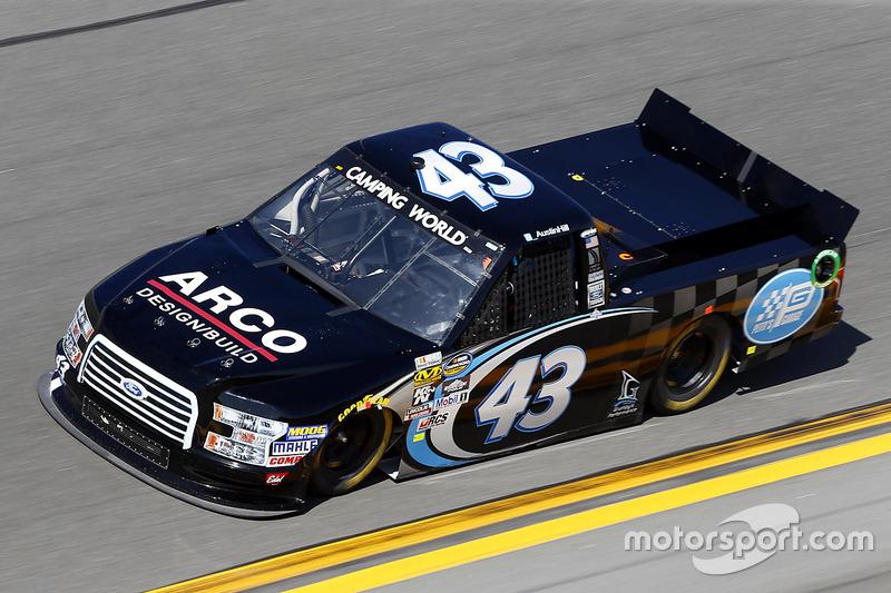 #43 Austin Hill (Petty-Ford)
