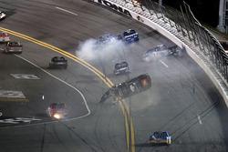 Chrash: Christopher Bell, Kyle Busch Motorsports Toyota