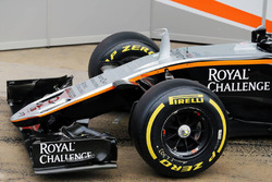 Sahara Force India F1 VJM09, Detail