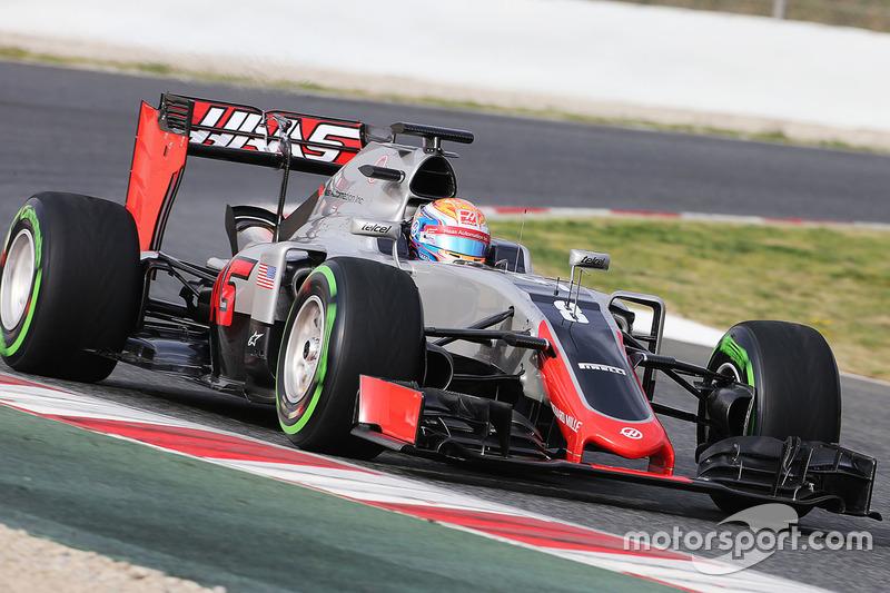 Haas-Ferrari VF-16