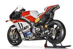 La moto di Andrea Iannone, Ducati Team
