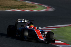 Rio Haryanto, Manor Racing